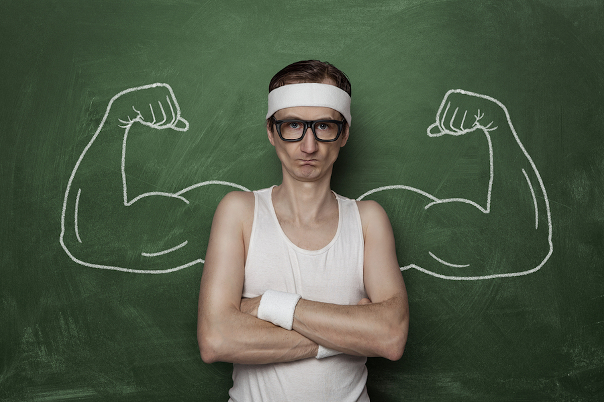 ACADEMIA DA ANSIEDADE: Aprenda A Exercitar Seu Músculo Do Desconforto